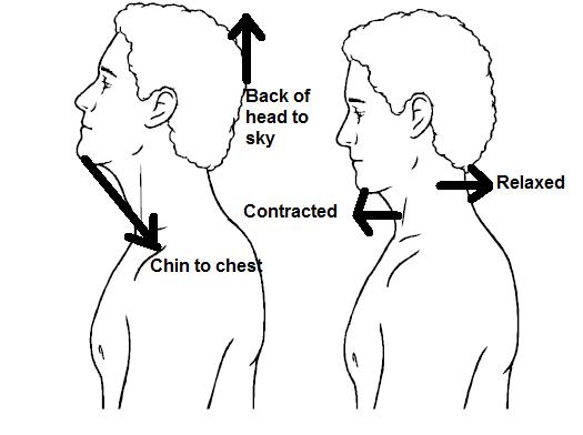 chin-tucks